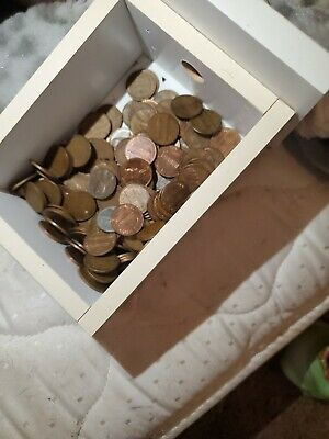 Pennies From 1909-1969