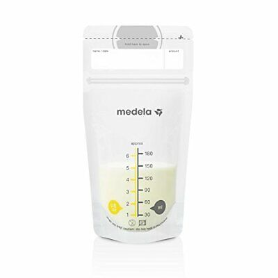 Medela Breast Milk Storage Bags, 100 Count, Ready To Use Breastmilk Bags For 6