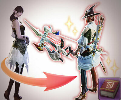 FF14 Item FFXIV Level Boost Tales of Adventure: One Bard's Journey II
