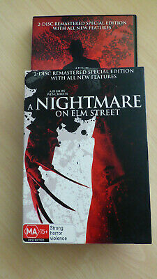 A Nightmare on Elm Street 2-disc Special Edition Box Set DVD  Region 4