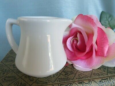Vintage The Bailey Walker Vitrified China 1925 Hotel Restaurant Ware Creamer