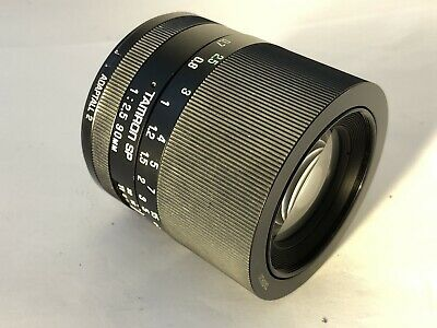 Tamron Adaptall SP 90mm F2.5 Macro Lens - Crystal Clear Glass - Model 52B