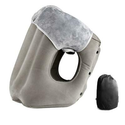 HAIYANLE Inflatable Pillow-Multifunctional Travel Pillows for Grey