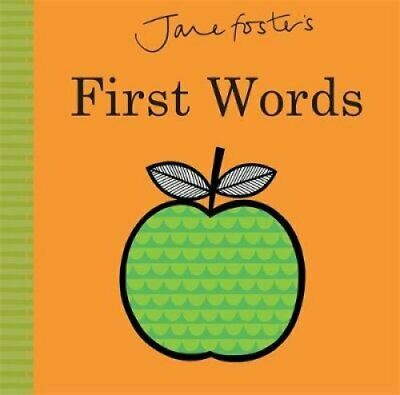 Jane Foster's First Words by Jane Foster 9781783704958 | Brand New