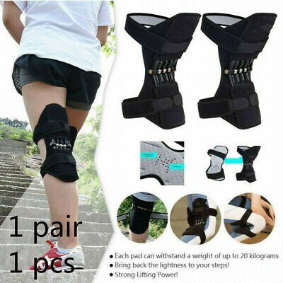 Cheap Power Knee Stabilizer Pad Lift Joint Support Powerful Rebound Spring Force