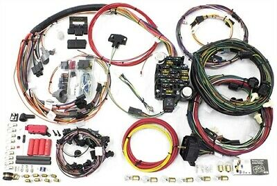 Painless Performance Products 20129 Direct Fit 26-Circuit Wiring Harness