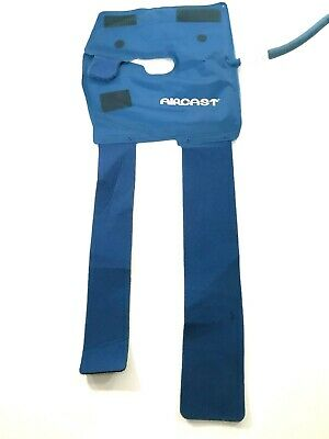 AirCast Knee Cryo/Cuff Cold Therapy Gravity Feed Large 11B01 Cuff Only No Tube