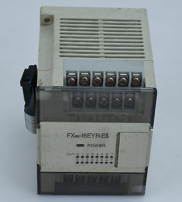 Used 1PC Mitsubishi modules FX0N-16EYR-ES/UL Tested in good condition#XR