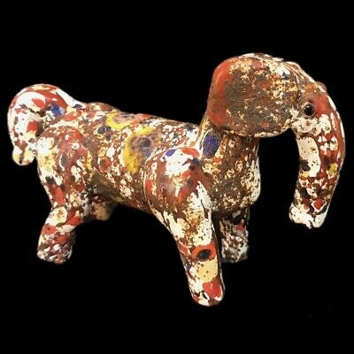 Ultra Rare Phoenician Elephant Statuette 300Bc Super Quality (Very Large Size)