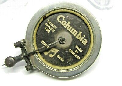 Columbia  Gramophone/Phonograph Sound Box