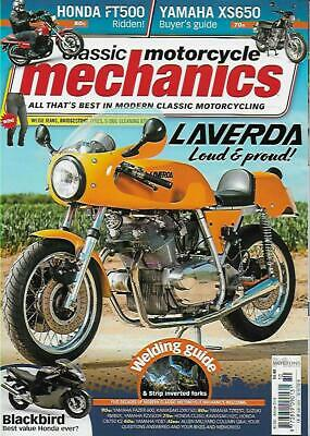 CLASSIC M/C MECHANICS-No.384 October 2019(NEW) *Post included to UK/Europe/USA
