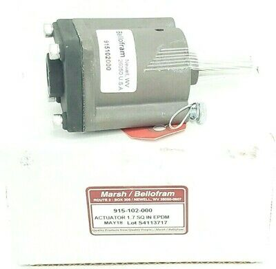 Nib Marsh/Bellofram 915-102-000 Actuator 1.7 Sq In Epdm