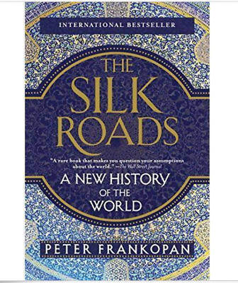 The Silk Roads: A New History of the World  Frankopan, Peter  VeryGood  Book  0