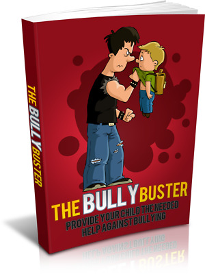 The Bully Buster Ebook  PDF with master resell rights