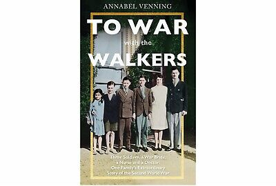 Annabel Venning - To War With The Walkers (hardback 2019)