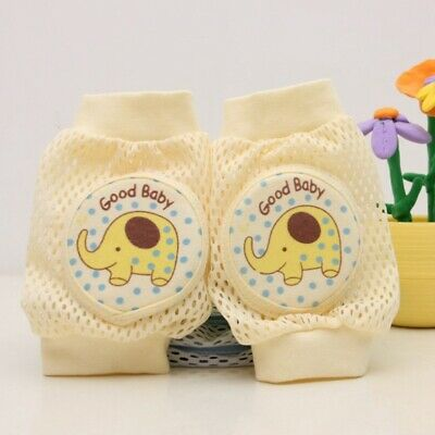 3 Pairs Breathable Durable Knee Sleeve Kneepads Knee Protector for Children Baby