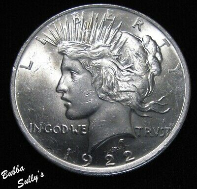 1922 Peace Silver Dollar <> UNCIRCULATED