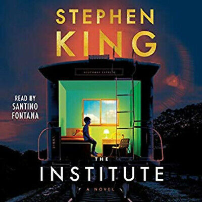 The Institute by Stephen King - (Audiobook)