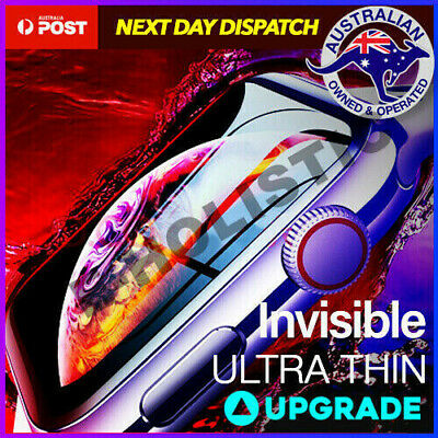 iWatch Case Bumper Screen Protector Clear TPU for Apple Watch Series 5 4 40/44mm