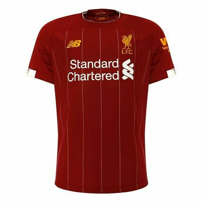 LIVERPOOL HOME FOOTBALL SHIRT NB LFC OFFICIAL 2019-2020 ADULT - Brand New