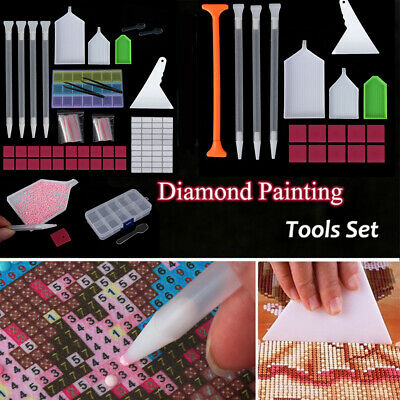 5D Diamond Painting Point Drill Pen DIY Cross Stitch Sewing Accessories