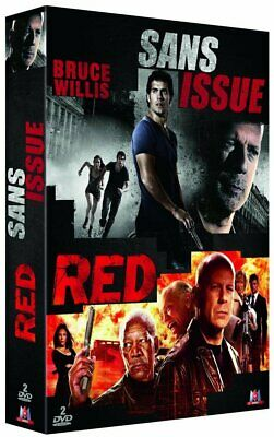 Sans Issue + Red (Pack 2 Dvd)