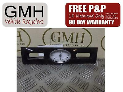 Ford Mondeo MK3 Dashboard Analogue Time Clock Unit 2001-2007©