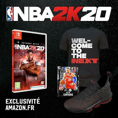 NBA 2K20 + DLC - Exclusivité