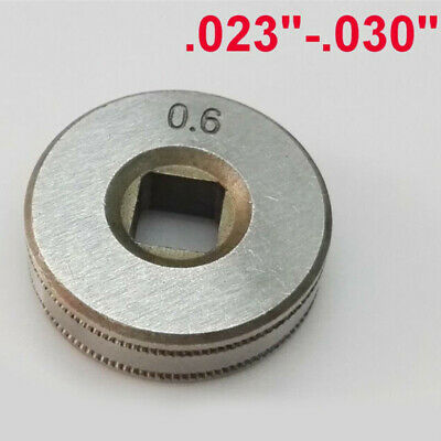"""Mig-Welder Wire Feed Drive Roller Roll Parts 0.6~0.8 Kunrle-Groove .023""""~.030"""""""