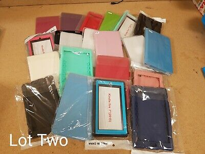 Kindle Fire Case - Job Lot - 20 Kindle Fire Cases (Lot2)