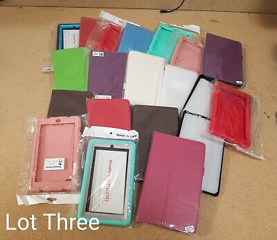 Kindle Fire Case - Job Lot - 20 Kindle Fire Cases (Lot3)