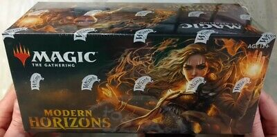 Modern Horizons booster box MTG Magic the Gathering, factory sealed not repacked
