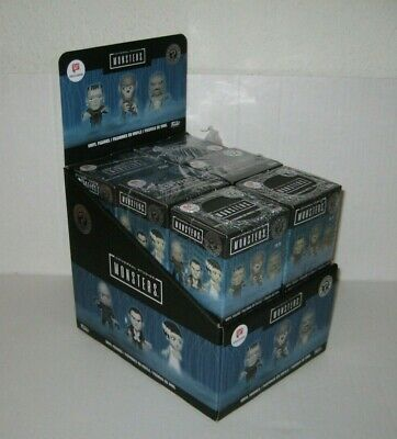 Funko Mystery Minis Universal Monsters Case Of 12 Walgreens Black & White Sealed