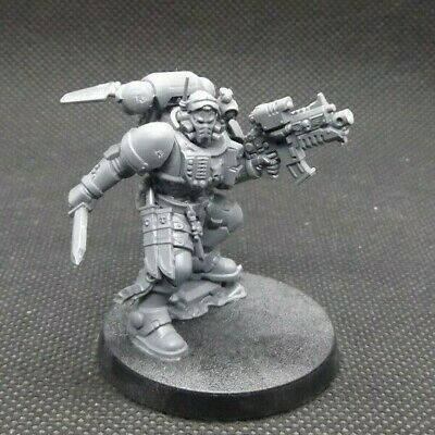 Lieutenant In Phobos Armour - Warhammer 40K - Shadowspear Space Marine Vanguard