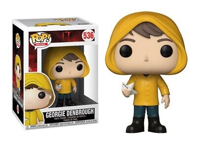 IT #536 - Georgie Denbrough with Boat - Funko Pop! Movies - Brand New