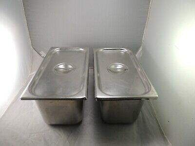 AMERICAN WARE PERMANET STEAM TABLE PANS Commercial