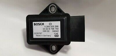 2004-10 Bmw 5 Series E60 E61  Esp Yaw Rate Sensor Genuine 6758750
