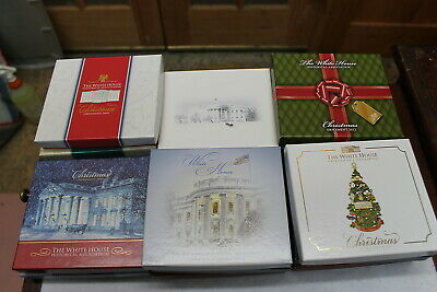 2000-2015 The White House Historical Association Christmas Ornament Excellent