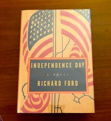 Signed 1st EDITION 1ST PRINTING Richard Ford INDEPENDENCE DAY PULITZER WINNER!!