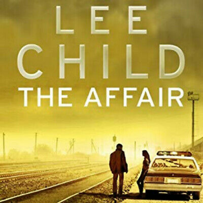 The Affair (Jack Reacher #16) by Lee Child  - (Audiobook)