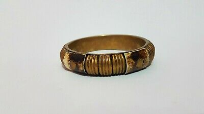 EXTREMELY Ancient Viking BRACELET Ethnic tribal BRONZE Rare Old MUSEUM QUALITE