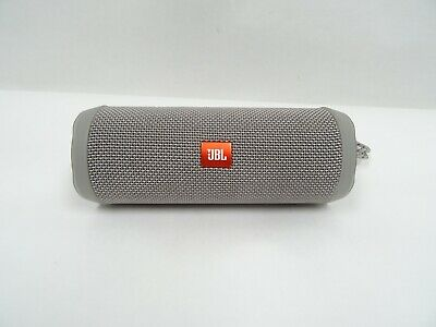 JBL FLIP 4 Waterproof Portable Wireless Bluetooth Speaker - Gray 06/B13436B