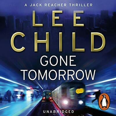 Gone Tomorrow (Jack Reacher #13) by Lee Child - (Audiobook)