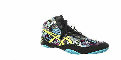 ASICS Mens Jb Elite V2.0 Yellow/Blue Running Shoes Size 11 (552981)