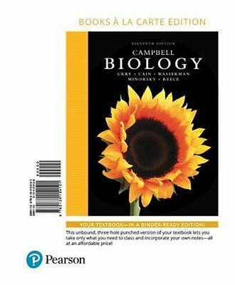 Campbell Biology, Books a la Carte Edition by Peter V. Minorsky, Michael L....