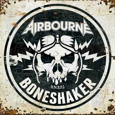 Airborne - Boneshaker (NEW CD ALBUM) (Preorder Out 25th Oct)