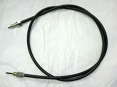 4 foot 10 inch Speedo Cable Magnetic Square/Square Triumph 1963 to 1967 CLN/01