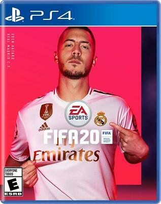FIFA 20 Standard Edition-PlayStation 4 /pre-order/ ships on RELEASE September 27