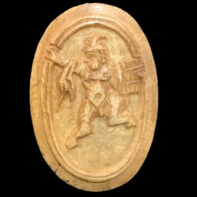 VERY RARE ANCIENT ROMAN PERIOD PICTORIAL CAMEO 2nd-3rd Cent AD