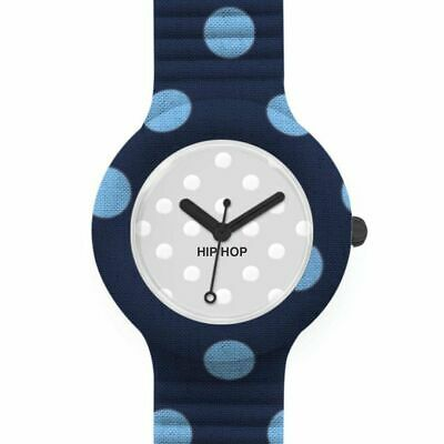 Orologio Hip Hop Pois Donna Blue 32 mm HWU0420